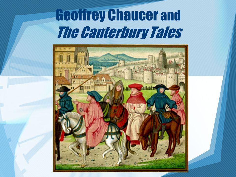 canterbury tales modern english