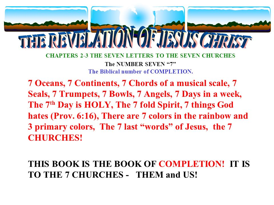 A Review Of Revelation Chapters 1 Through 11 Introduction Written