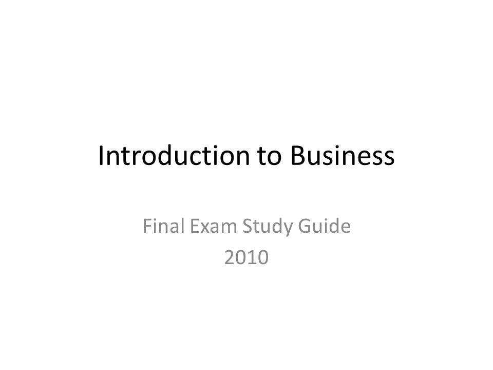 is404 final study guide How to use the study guide 1-go through each of the lessons in history starting with module 1 2-complete the topic test questions at the end of each topic and the synthesis test questions at the end of each module.