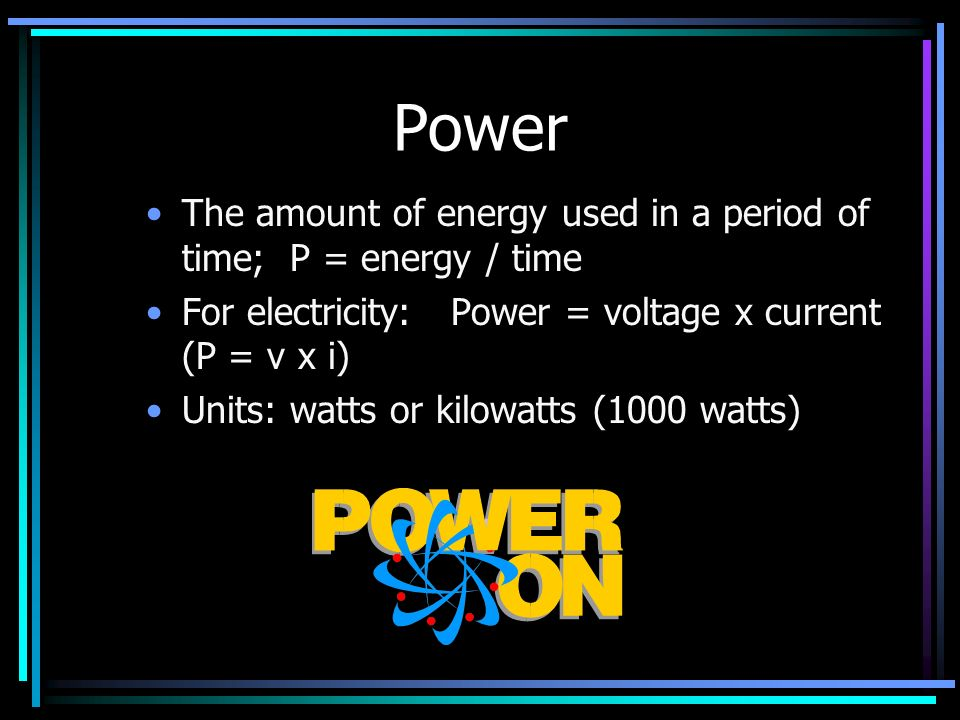 Alternating Current Alternating current is when the direction of the flow of current changes 60 times per second.