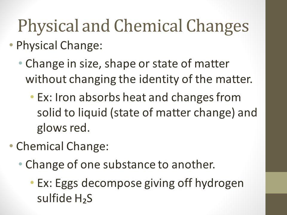 chemical characteristics of iron