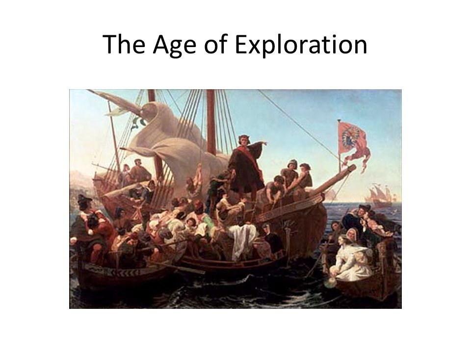 an overview of the age of exploration and the relation to the crusades A concise historic lesson within earthlore's gothic architecture features a learning resource about the history and expression of the craft style known as 'gothic.
