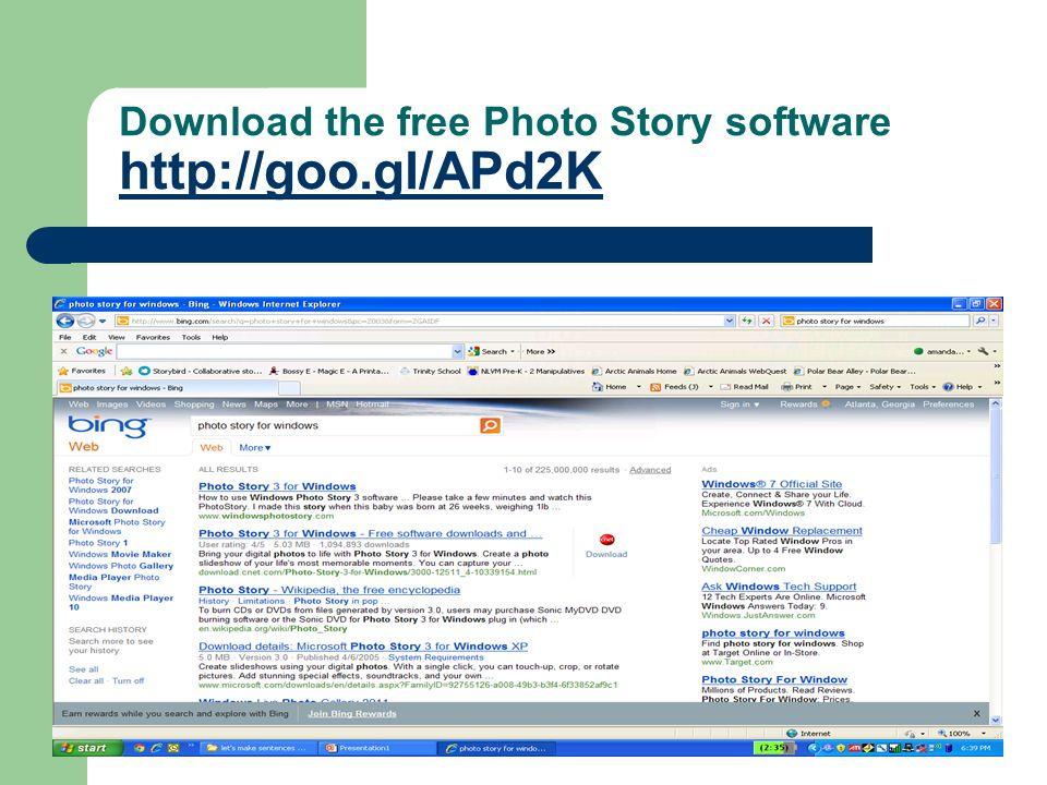 photo story 3 free download windows 10