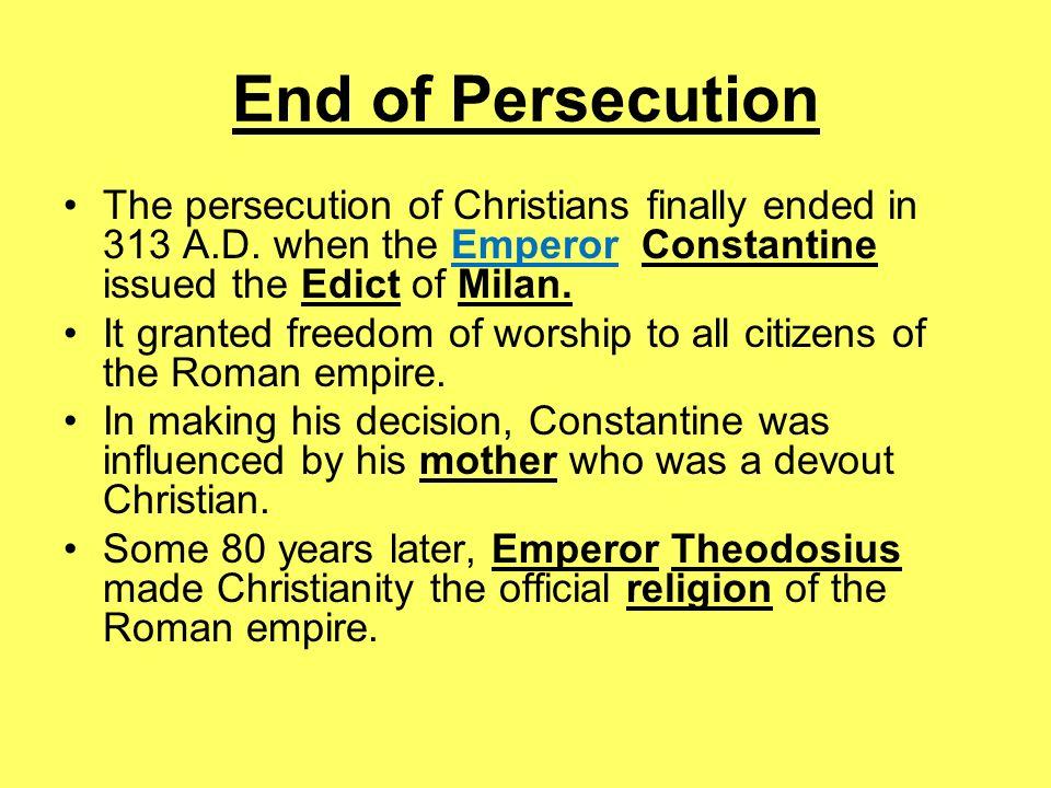 devout christian beliefs