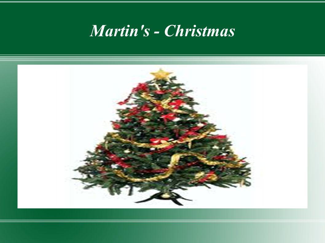 1 martins christmas