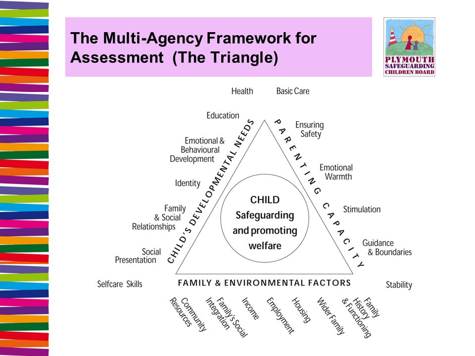 The Multi-Agency Framework for Assessment (The Triangle)