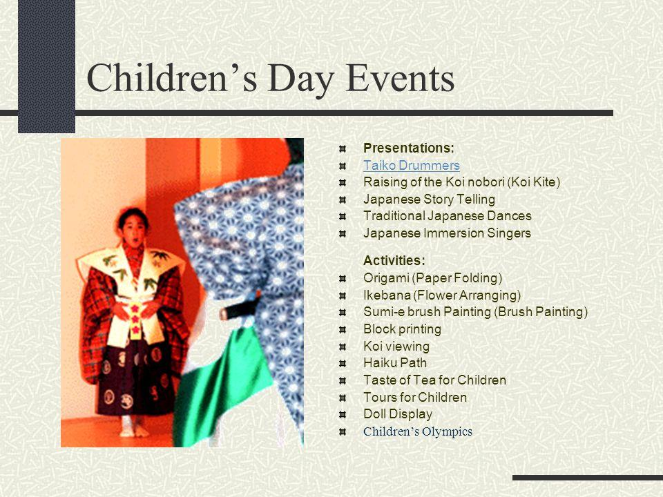 Japan Children S Day By Kristina Parin Jana Craven Ppt Download