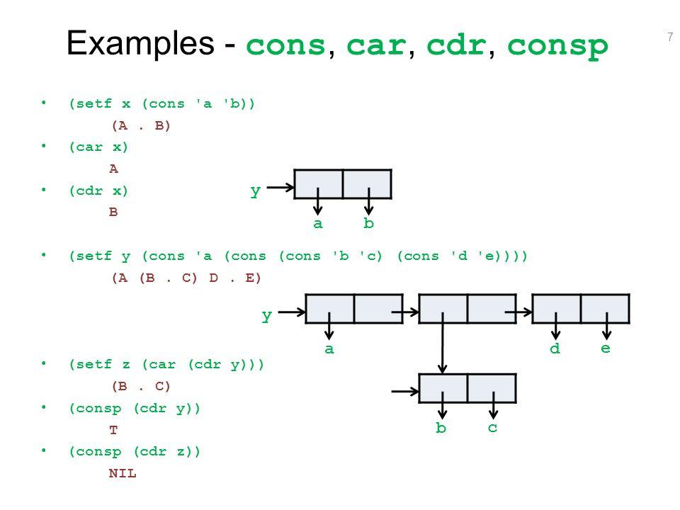Try These Lisp Cons {Mahindra Racing}