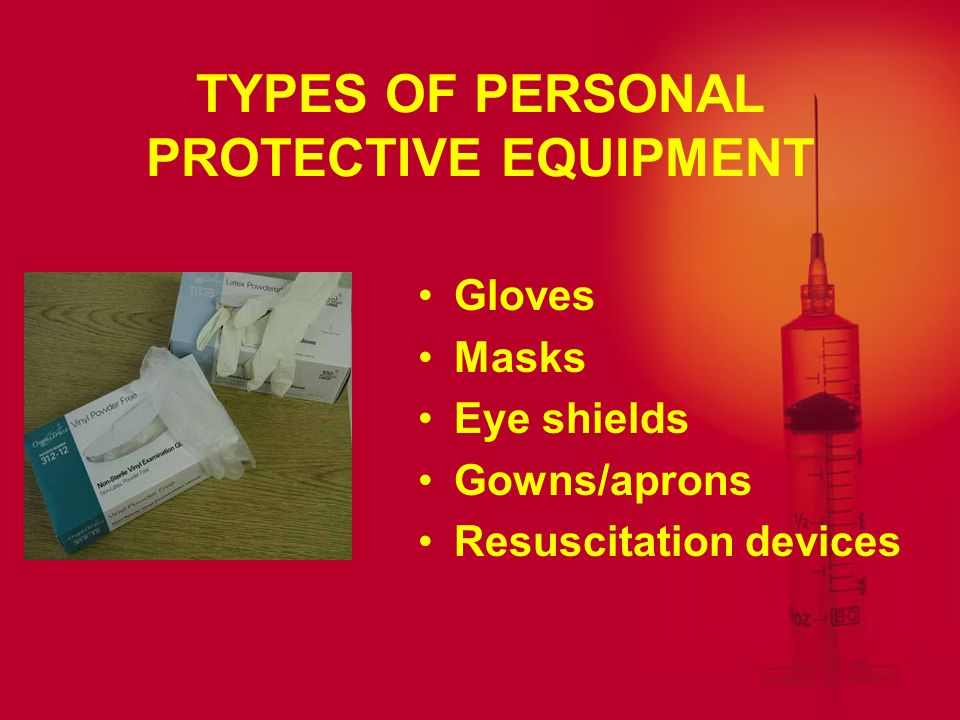 BLOODBORNE PATHOGENS THE OCCUPATIONAL SAFETY AND HEALTH ADMINISTRATION STANDARD. - ppt download - 웹