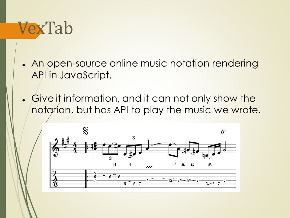 Music composition with HTML 5-Canvas  Abstarct Online