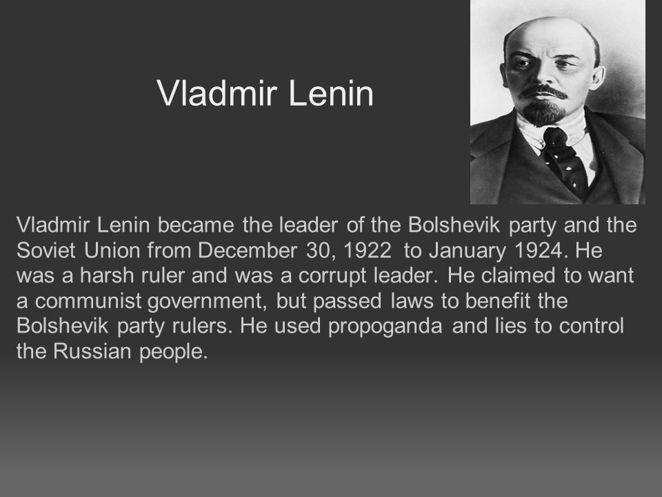 Image result for the formation of the soviet union was proclaimed in 1922 by vladimir lenin