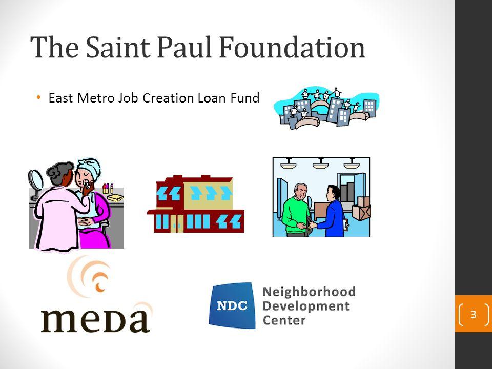 Minnesota Council on Foundations October 31, 2014 Susan