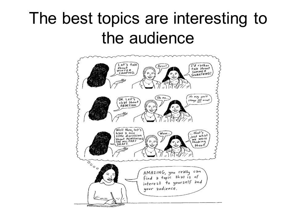 interesting art topics