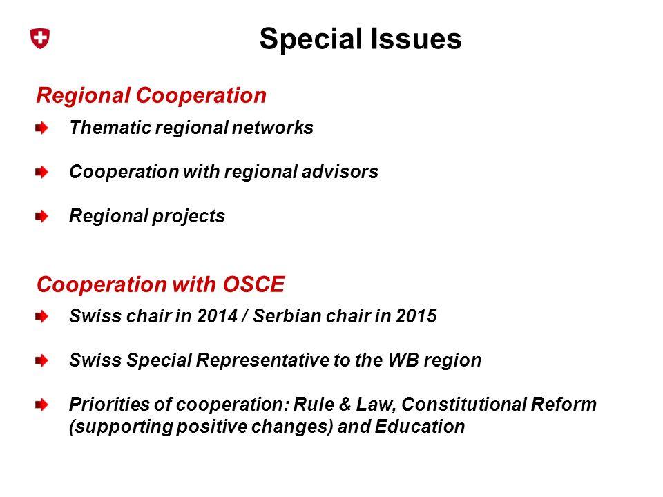 swiss development cooperation joseph guntern director of cooperation