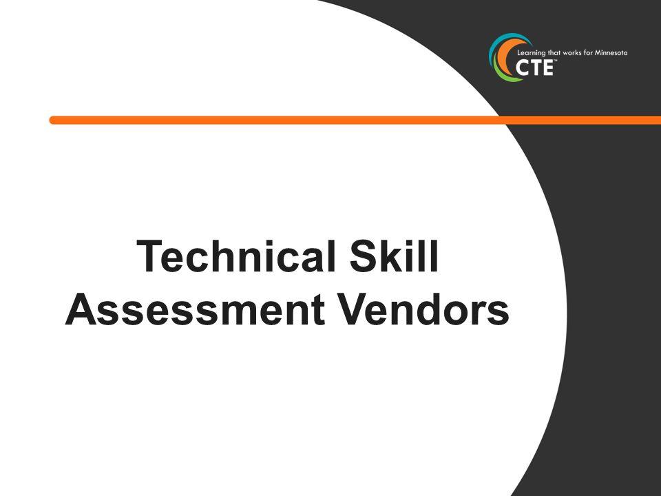 Technical Skill Assessment Vendors Overview Of Assessment Vendors