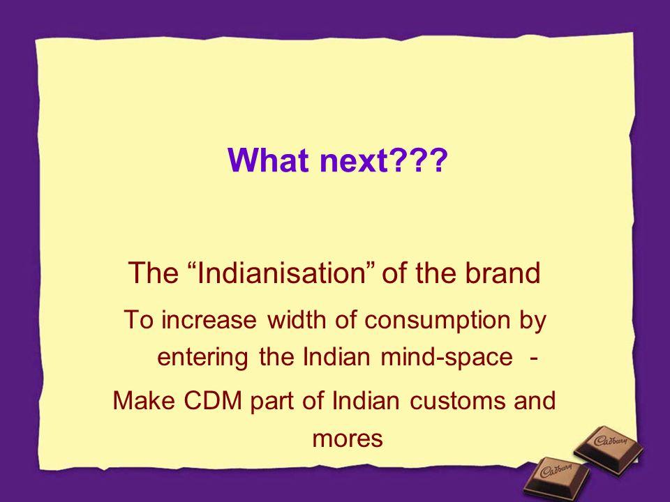 INDUSTRY & COMPETITIVE ANALYSIS CADBURY INDIA (Part – II b