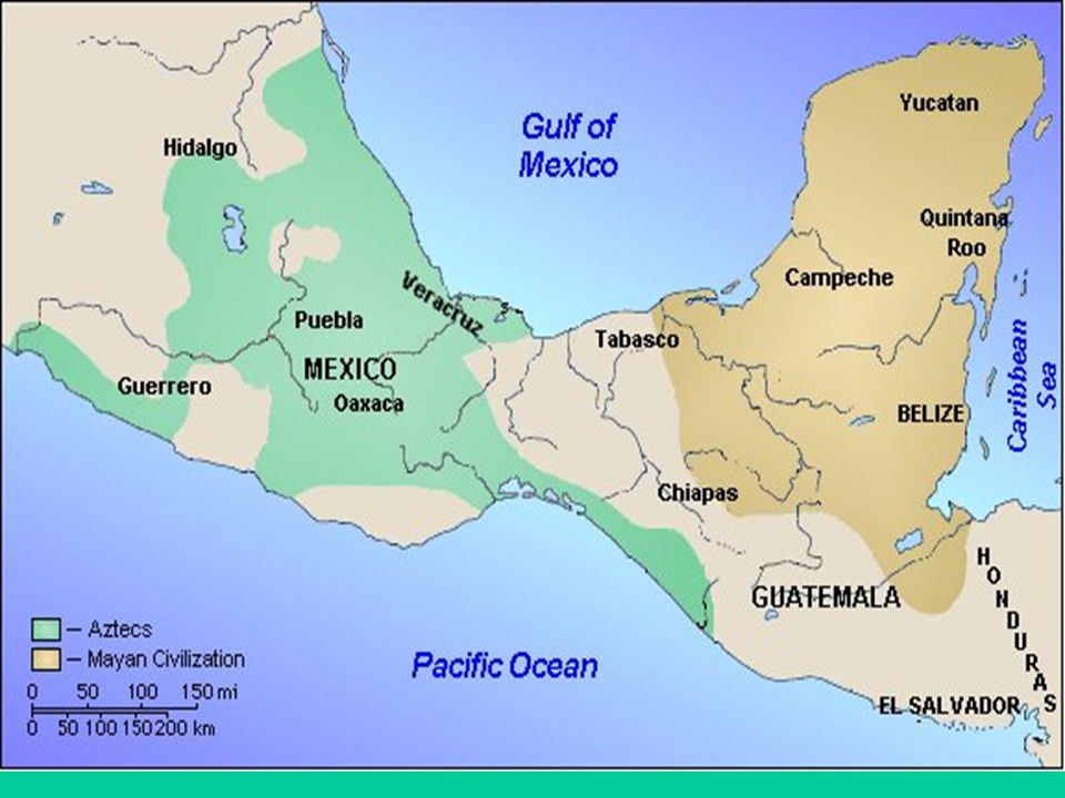 Mayan Civilization Cult Of The Jaguar Continued Map Ppt Download