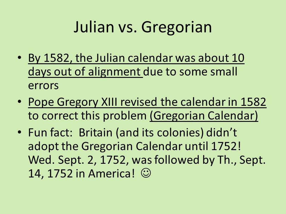 Roman Calendar The Roman Calendar Revised By Julius Caesar In 46 45