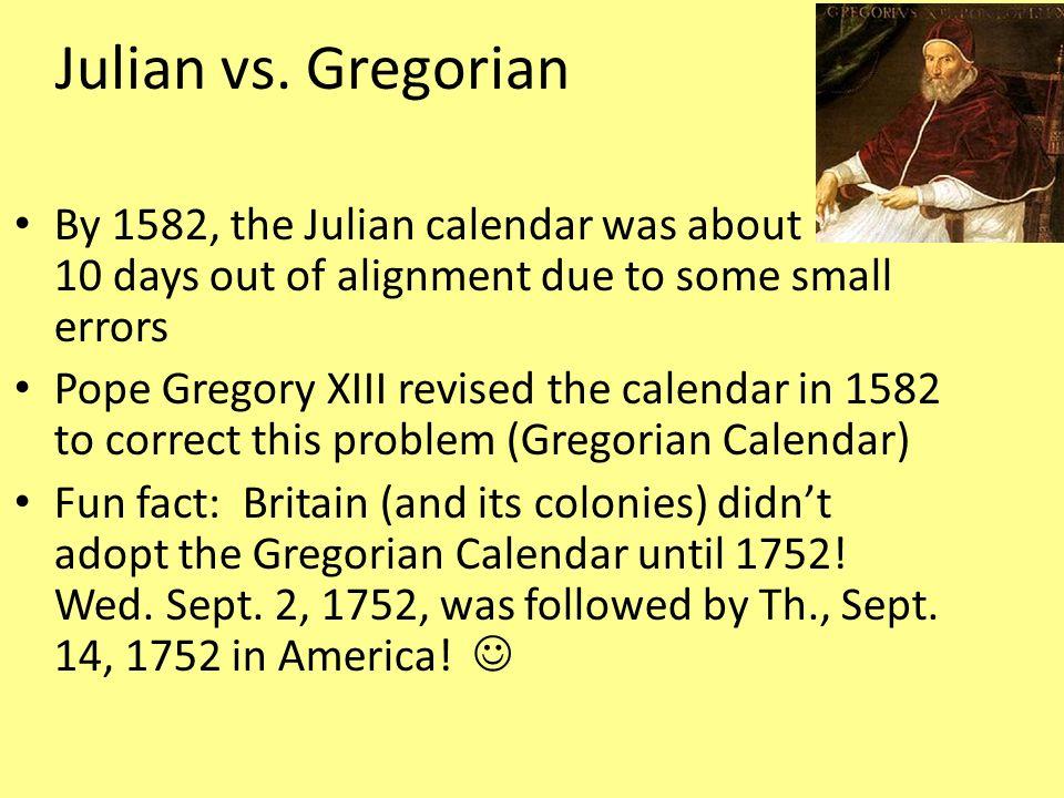 Roman Calendar The Roman Calendar In The Years 46 45 Bc Julius