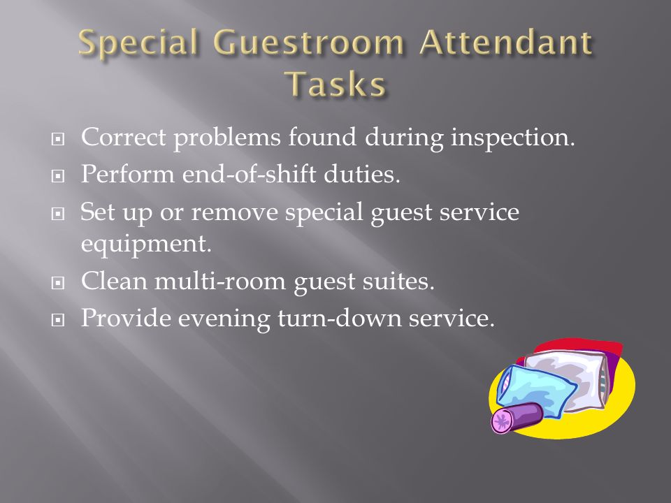 Special guest service