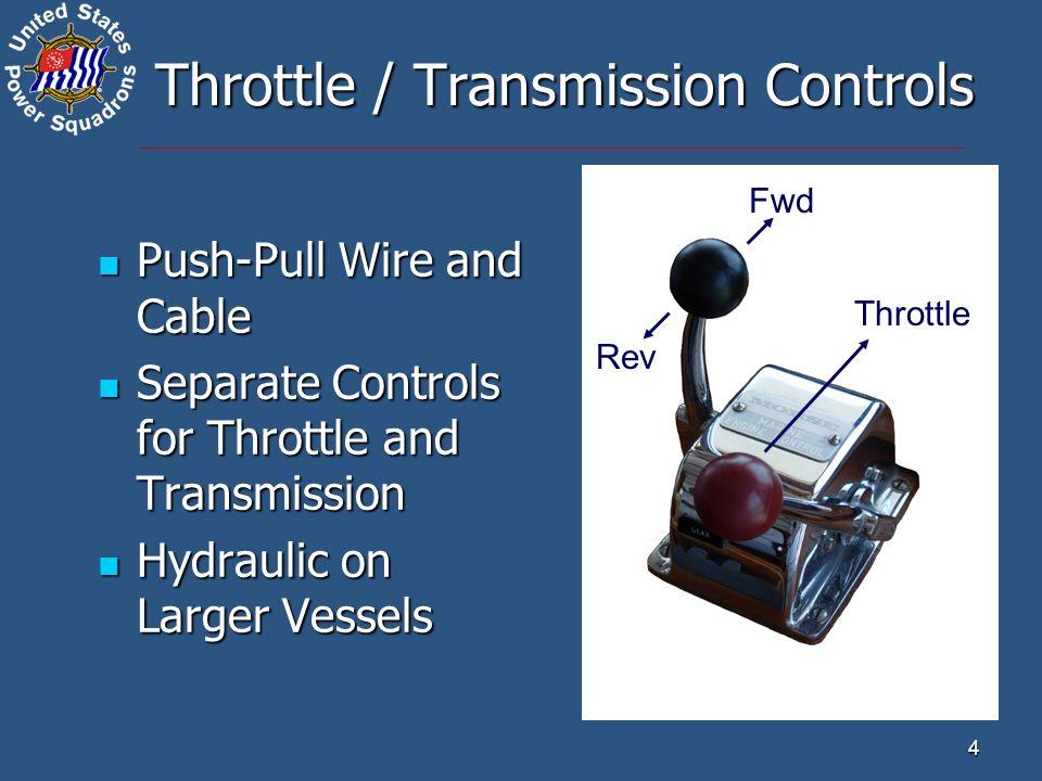 Engine Maintenance Chapter 8 Marine Engine Controls, Instruments and