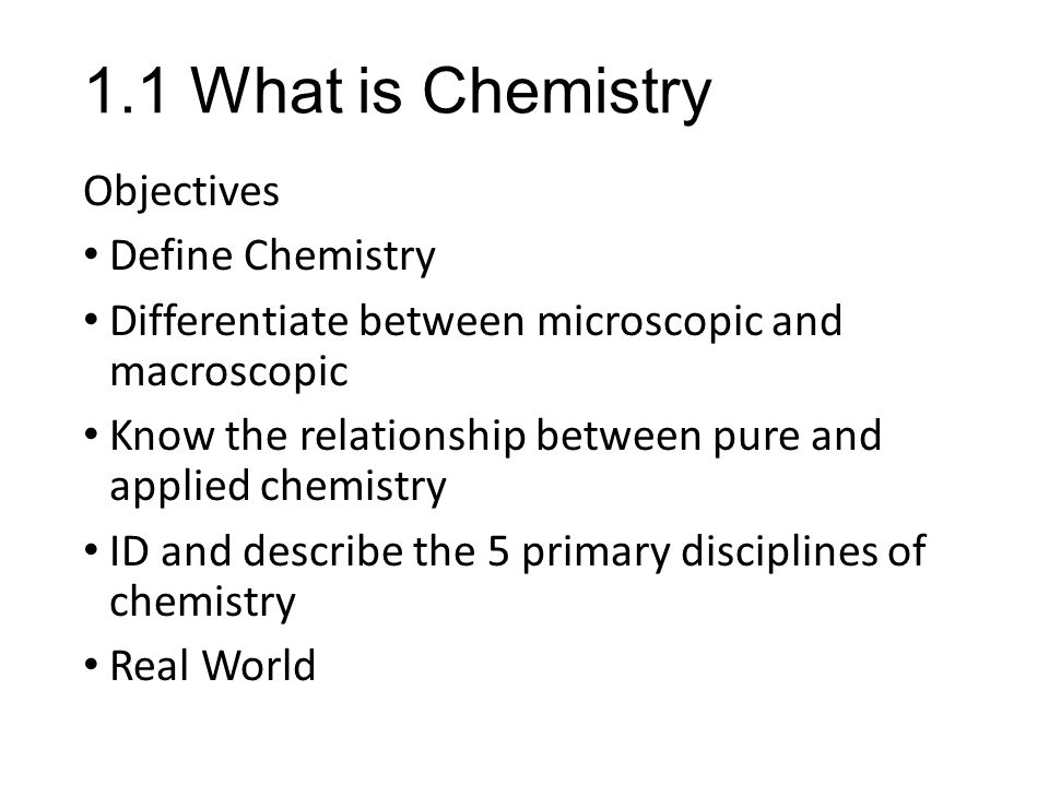 Meaning of chemistry in a relationship