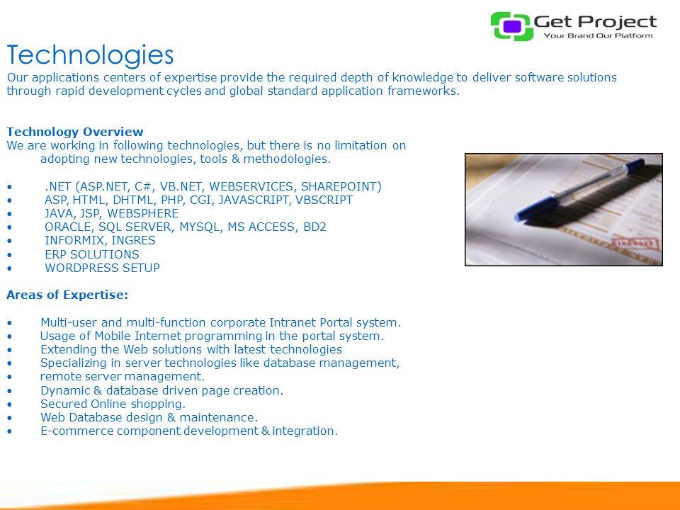 GET IT PROJECT PVT  LTD , Company Profile GET IT PROJECT PVT  LTD