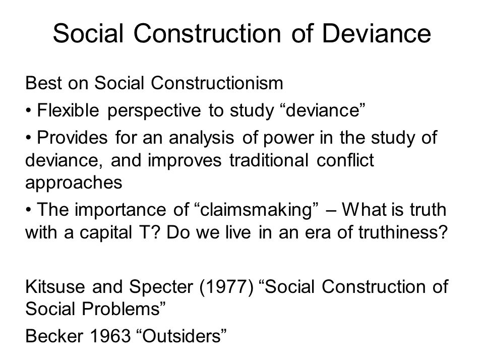 our socially constructed reality This paper seeks to clarify what is meant by the 'social construction of nature', which has become a crude but common term used to describe very different understandings of nature, knowledge and the world i distinguish two broad varieties of construction talk in the social sciences: construction-as-refutation and construction-as-philosophical-critique.