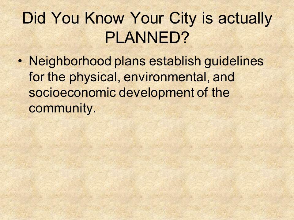 Ecology & Environmental Problems Ron Chesser Urban Ecology