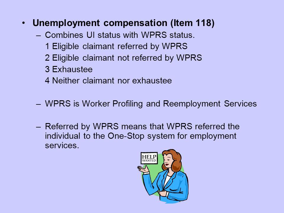 Ui referred by status wprs