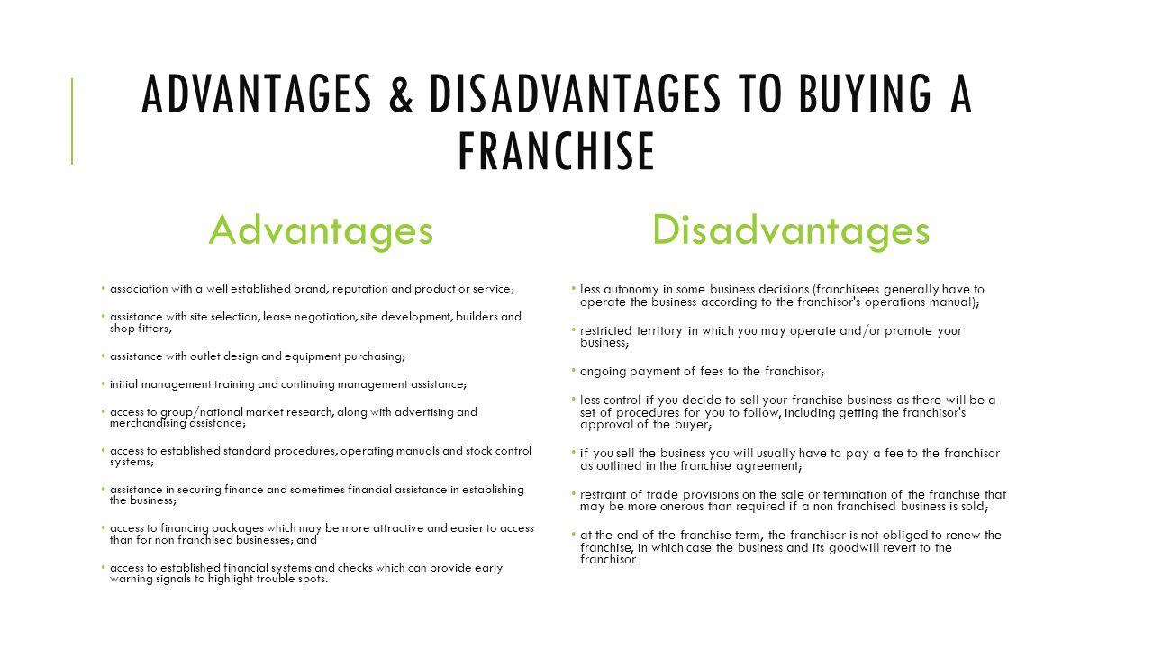 entrepreneurship standard 1 objective 3 types of businesses rh slideplayer com Advantages and Disadvantages of Google Advantages and Disadvantages of Internet