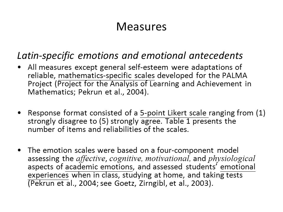 Academic emotions from a social-cognitive perspective