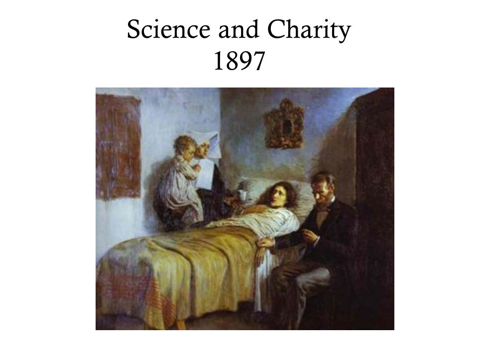 Science and Charity 1897