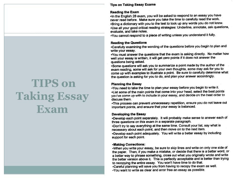 msap exam first essay First lessons including fce writing part one essay questions given the importance of this part of the exam and how it can be very useful to get some idea of first lesson topics that are easily linked to students giving and supporting opinions include good ways of studying english, studying for the exam.