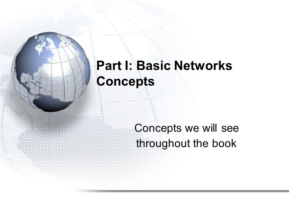 Basic Networking Book