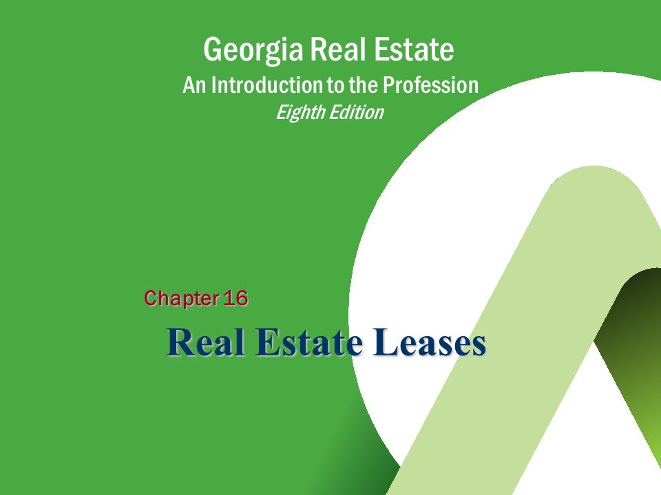 real estate an introduction to the profession