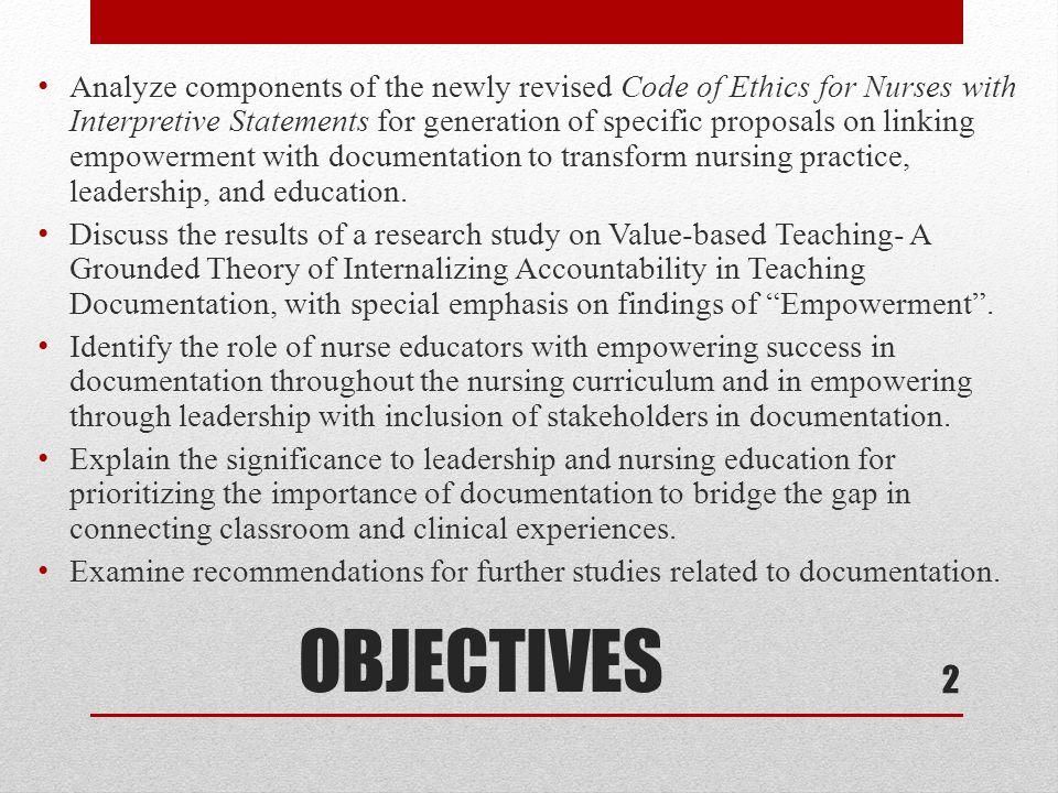 value based teaching