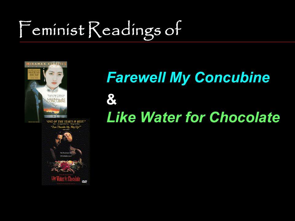 farewell my concubine film analysis