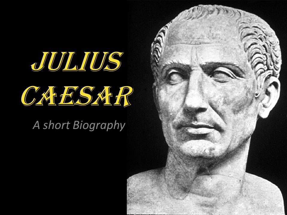 roman republic and julius caesar essay Julius caesar was the first historical roman to be officially deified he was posthumously granted the title divus iulius (the divine/deified julius) by decree of the roman senate on 1 january 42 bc.
