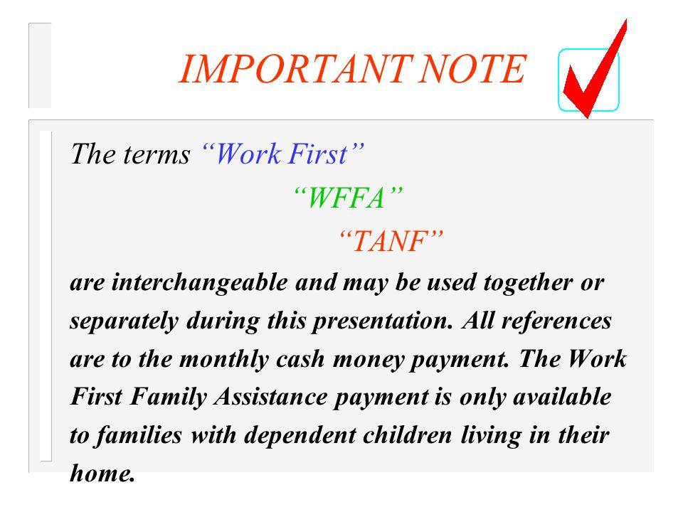 Work Firsttanf Information Session Rev Ppt Download