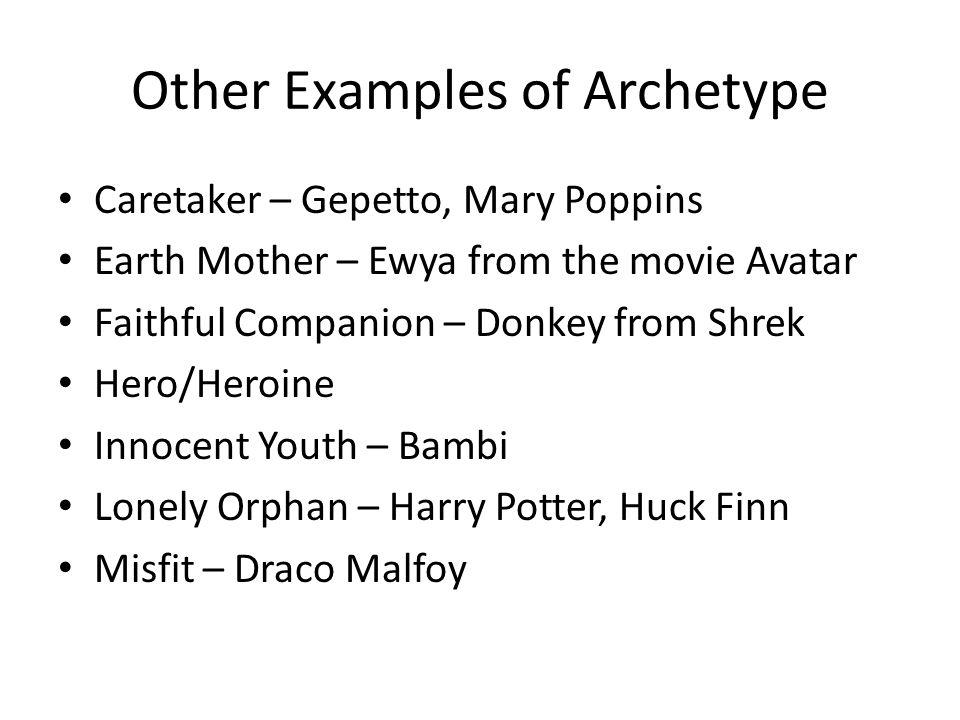 archetypes in huck finn