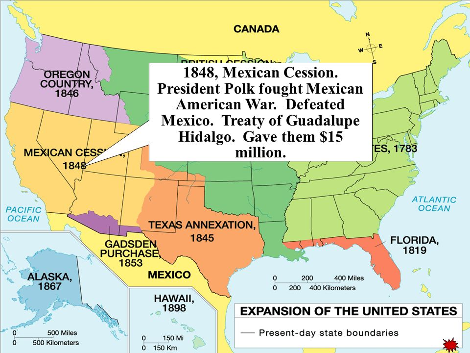 1. February 26, Map 6 of 45 Map 7 of 45 4 US Territorial Expansion 1 ...