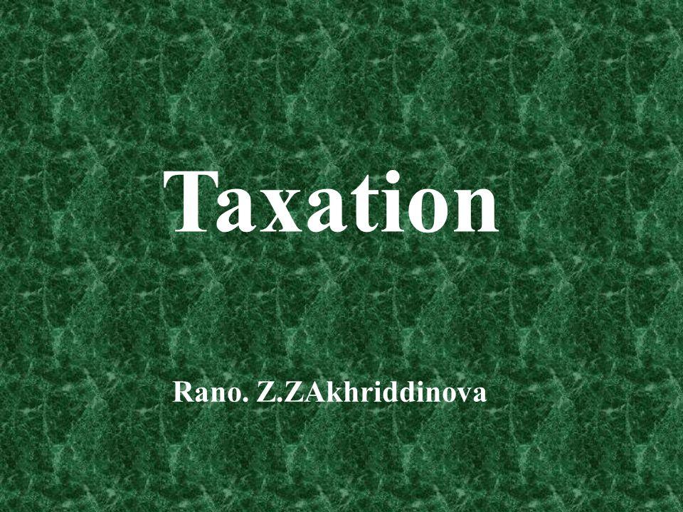 types of taxes progressive regressive proportional