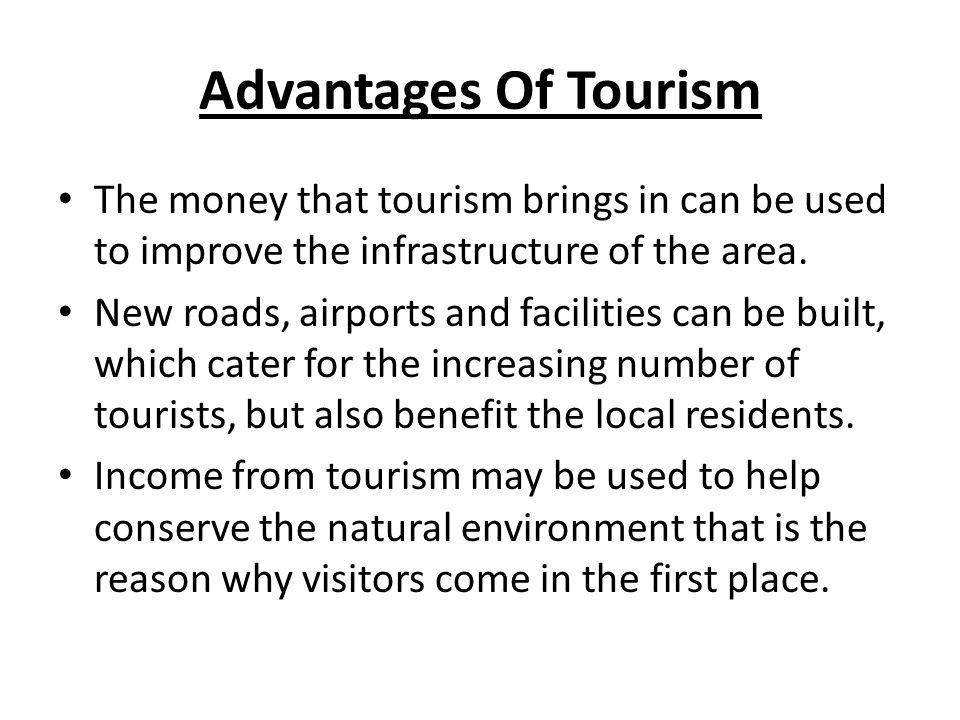 advantages of natural environment