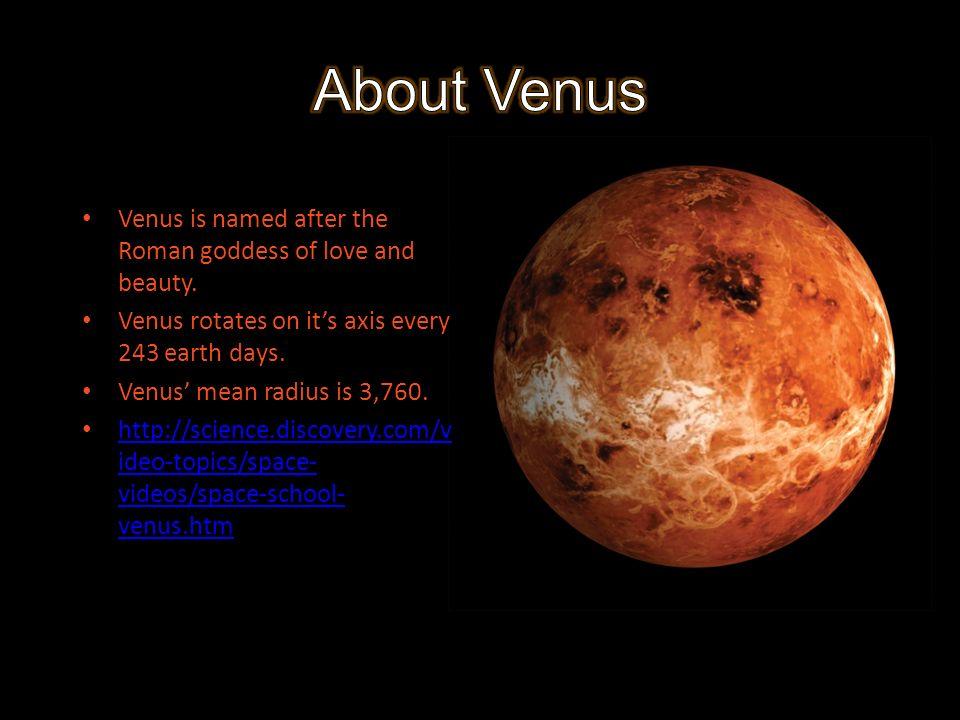 rotation of venus - 960×720