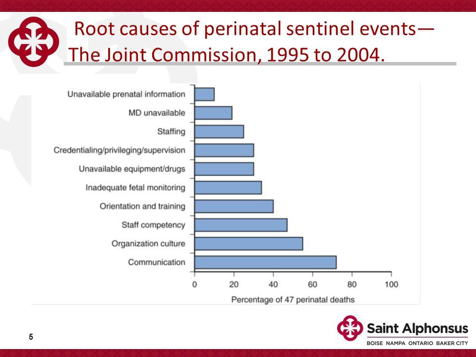 Maternal Newborn Safety Initiatives Dr  James Betoni, MFM Dr