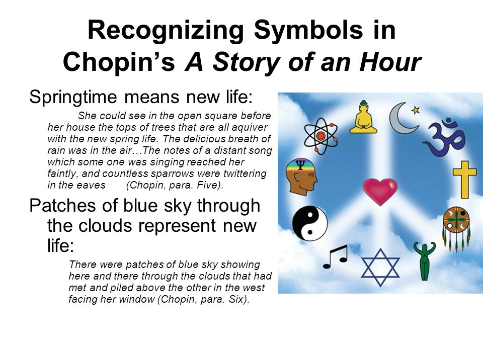 story of an hour essay prompts Starting an essay on kate chopin's the story of an hour organize your thoughts and more at our handy-dandy shmoop writing lab.