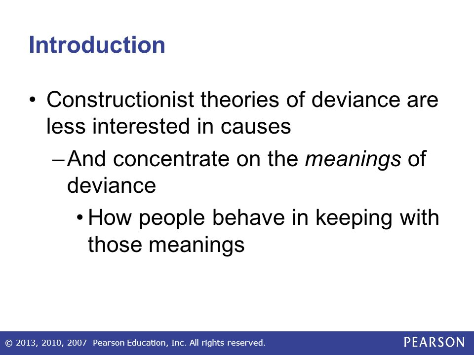 chapter 3 constructionist theories introduction constructionist