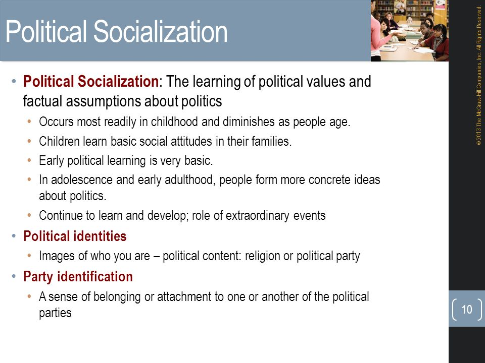 political socialization in nigeria