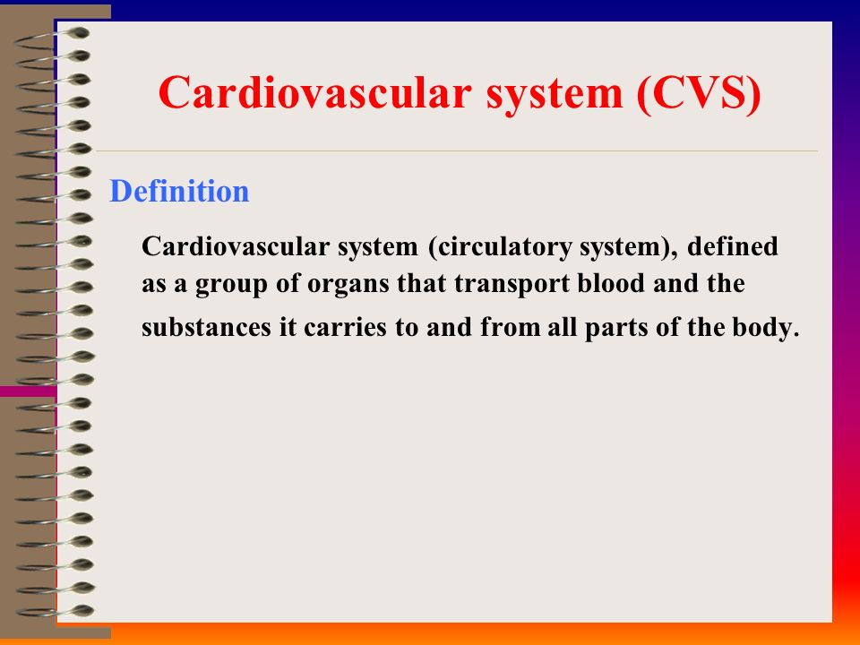 Bacterial Infection Of Cardiovascular System By Dr Humodi A Saeed